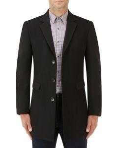 Fairlop Overcoat Black