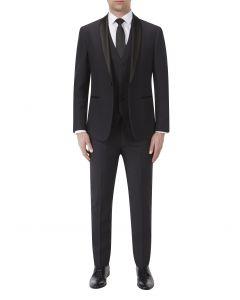 Newman Dinner Suit Black