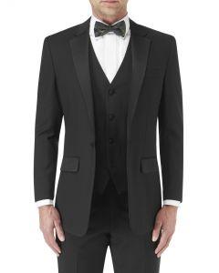 Latimer Dinner Suit Tailored Jacket Black