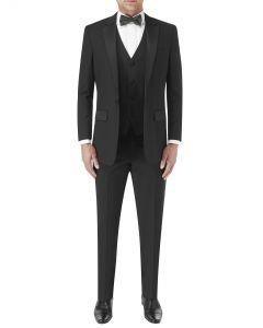 Latimer Tailored Dinner Suit Black