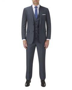 Harcourt Tailored Suit Blue