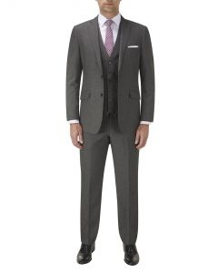 Harcourt Tailored Suit Grey
