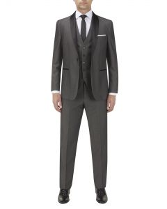 Bruno Suit Charcoal