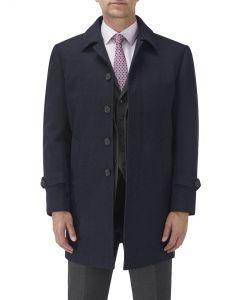 Hendon Overcoat Navy