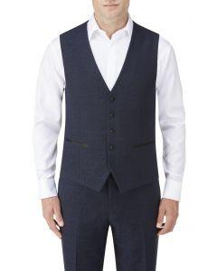 Elbridge Dinner Suit Waistcoat Blue