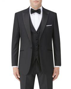 Barney Dinner Suit Jacket Black