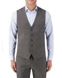 Pietro Suit Waistcoat Grey