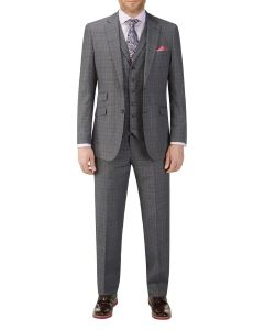Witton Suit Grey Check