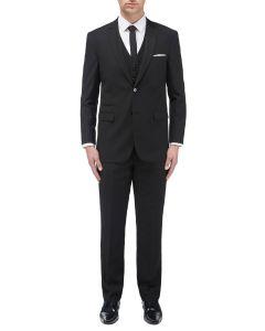 Madrid Suit Black