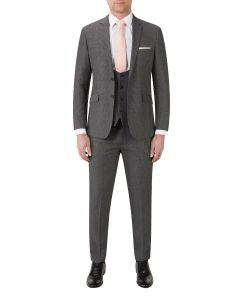 Harcourt Slim Suit Grey