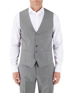 Crown Suit Waistcoat Grey
