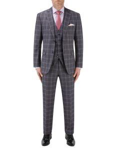 Tatum Suit Grey Check
