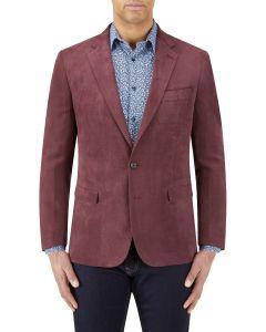 Lisbon Soft Touch Jacket Grape