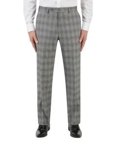 Sommer Suit Slim Trouser Grey Check