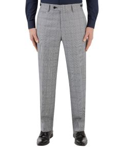 Anello Suit Tapered Trouser Grey Check