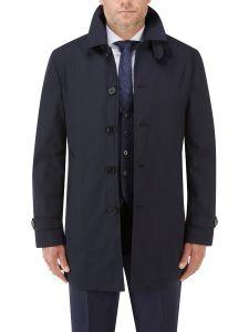 Tufwell Raincoat Navy