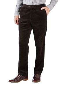 Roland Corduroy Trousers Brown
