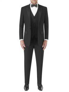 Latimer Classic Dinner Suit Black