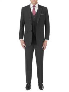 Darwin Classic Suit Charcoal