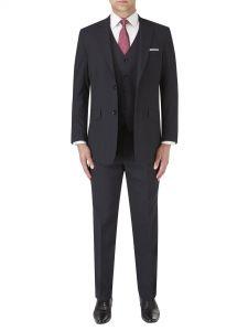 Darwin Classic Suit Navy Stripe