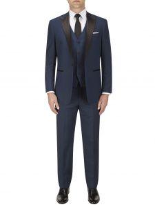 Pemberton Suit Navy