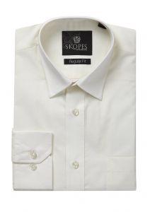 Easy Care Regular Fit Shirt Vanilla