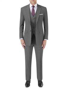 Darwin Tailored Suit Grey