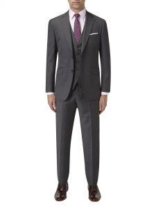 Joss Suit Charcoal