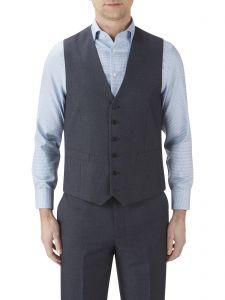 Kelham Suit Waistcoat Blue