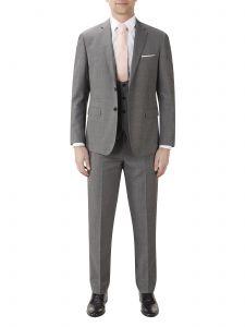 Whitman Suit Grey