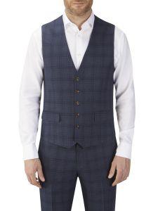 Moseley Check Suit Waistcoat