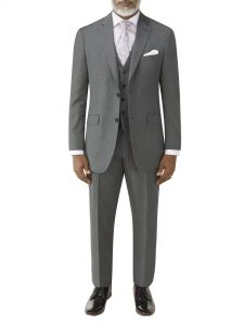 Mycroft Suit Grey