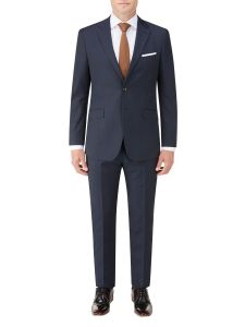 Farnham Slim Suit Navy