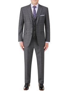 Agden Suit Grey Check