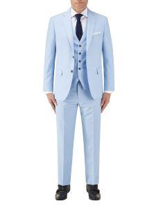 Sultano Tailored Suit Sky Blue