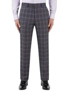 Tatum Suit Trouser Grey Check
