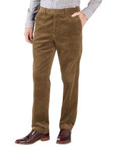Roland Corduroy Trousers Caramel