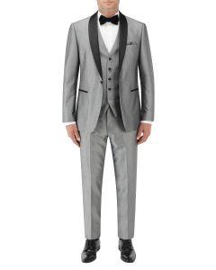 Guetta Suit Silver