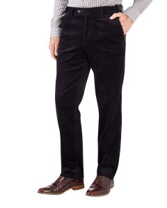 Roland Corduroy Trousers Navy