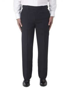 Brooklyn Flat Front Trouser