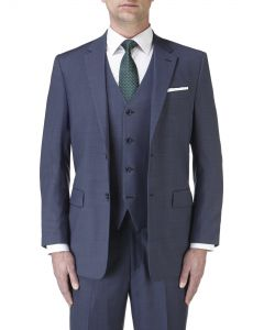 Palmer Suit Jacket Blue