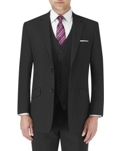 Darwin Suit Jacket Black