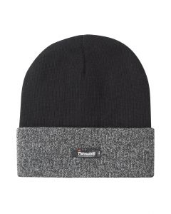 Davis Charcoal Knitted Hat