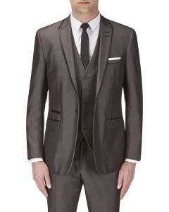 Ronson Dinner Suit Jacket Charcoal
