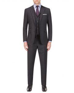 Provence Suit Charcoal