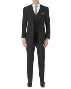Darwin Tailored Suit Black