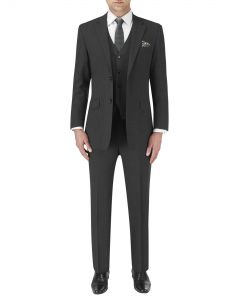 Darwin Tailored Suit Charcoal