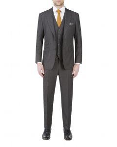 Glanford Wool Suit Ash Grey