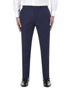 Joss Suit Slim Trouser Royal Blue