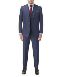 Lawrence Suit Bright Blue